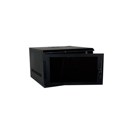 Quest WM1019-05-02 100 Series Wall Mount Enclosure - 5U Black