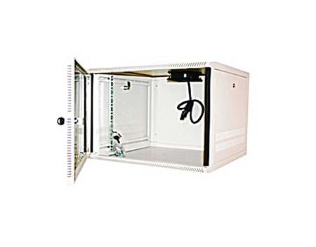 Quest WM2019-05-01 200 Series Wall Mount Enclosure - 5U Ivory