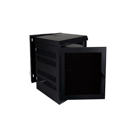 Quest WM3019-14-02 300 Series Wall Mount Enclosure - 14U Black