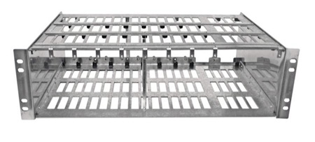 Blonder Tongue QTRC Rack Chassis for up to 8 AQD/QTM/AQT Modules