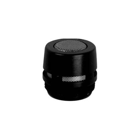 Shure R185B Replacement Cardioid Cartridge for WL185 Microphone (Black)