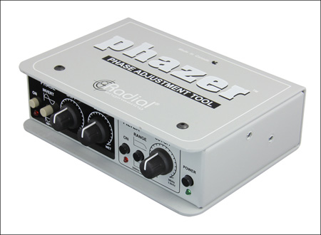 Radial Phazer Active Class-A Analogue 360 Deg Phase Control
