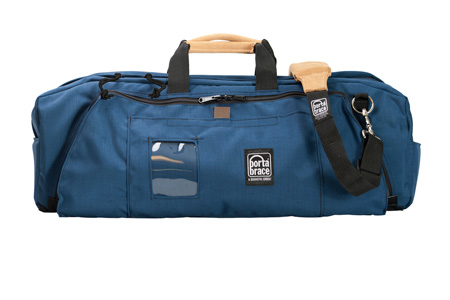 Porta Brace RB-3 Lightweight Run Bag Blue 25in x 7in x 9.5in