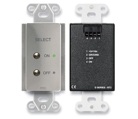 RDL DS-RT2 Remote Control Selector