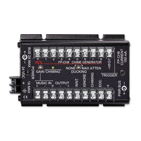 RDL FP-CH8 Chime Generator - 8 Electronic Chimes
