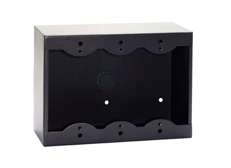 RDL SMB-3B Surface Mount Boxes for Decora Remote Controls and Panels