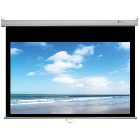 Recordex 110113 113 Inch 16:10 ReTract Manual Screen 60 x 96 3 Year Warranty