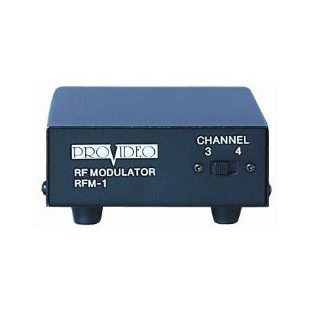 RF Modulator With Mono Audio