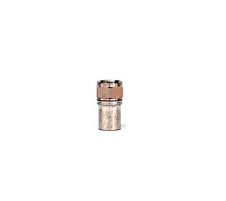 ICM RG6WR F Connector with Internal Sealing Rings 100pk