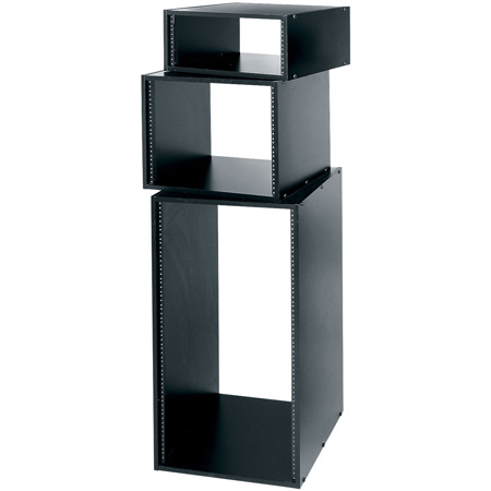 Middle Atlantic RK6 Laminate Racks 6 (Space) 10 1/2 Inches