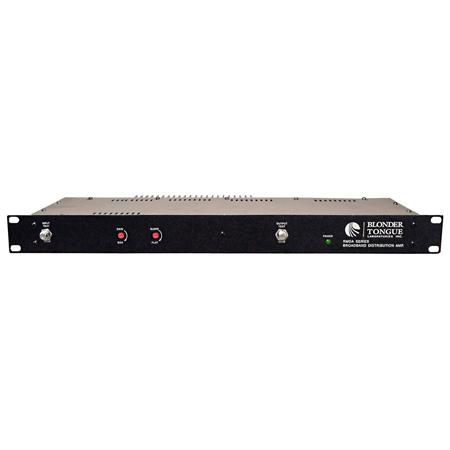 Rackmount RF Distribution Amplifier 30dB 47 750MHz