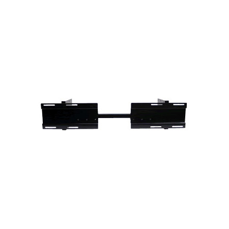 VESA 100 Dual Stationary Monitor Rack Mount For 19in Racks
