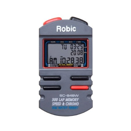 Robic SC-848W 300 Dual Memory Speed & Chrono