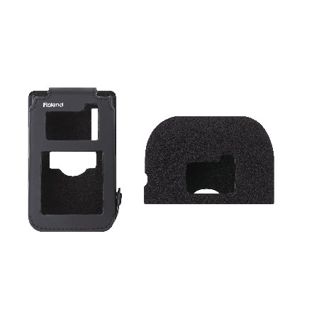 Roland OP-R05C Protective Cover/Windscreen Set for R-05