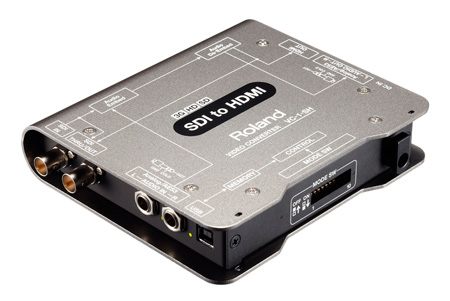 Roland VC-1-SH SDI to HDMI Video Converter