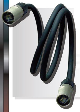 Rapco Duracat 300nn Duracat6 Solid Using Cat6 Mod Plugs