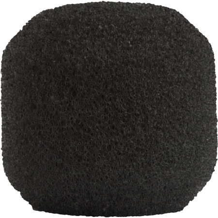 Shure RPM312 Charcoal Gray Foam Windscreens for Easyflex Overhead Microphones - 4 pack