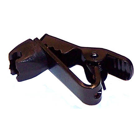 Black Swiveling Lapel Clip for MC50to51 WL50to51B mic Black