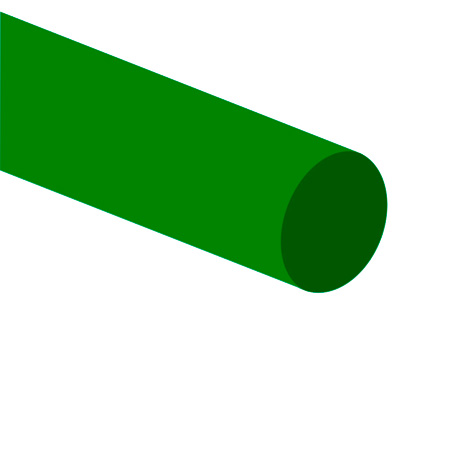Rosco Pea Green Fluorescent Sleeve T12 (48 Inch)
