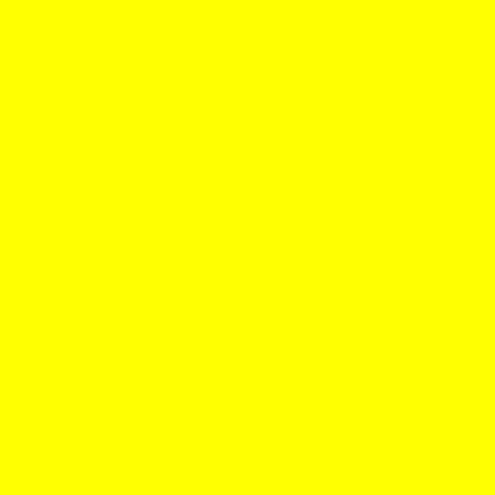 Rosco 20x24 Gel Sheet - Canary Yellow