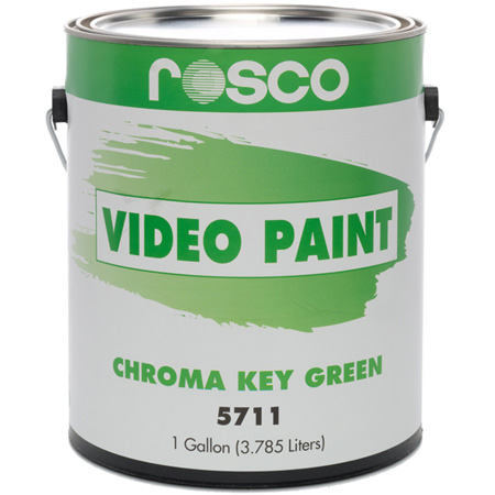 Chroma Key Blue Paint 1 Gallon