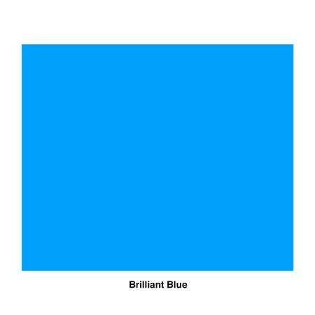 Rosco Gel Sheet - Brilliant Blue