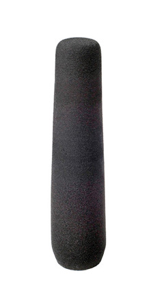 Rycote 104413 18cm Large Hole SGM Foam Windscreen (Black)