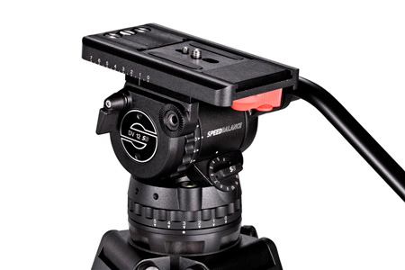 Sachtler 1205 DV 12 SB 100 mm Fluid Head