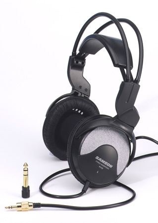 Samson RH100 Open air Playback headphones