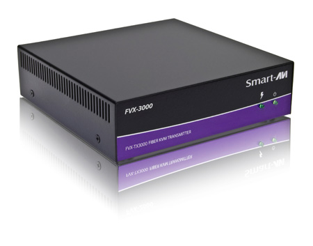 Smart AVI FVX-3000 VGA/Keboard/Mouse Multimode Fiber Extender