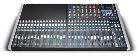 soundcraft si performer 3 digital live sound console. Black Bedroom Furniture Sets. Home Design Ideas