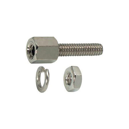 4-40 D-Sub Jack Screw Kit .45 thread.50 pack.