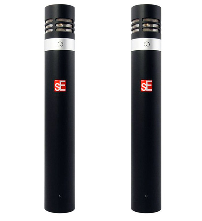 sE Electronics sE5 SP sE5 Small Diaphragm Condenser Microphone Matched Pair