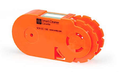 Senko SCK-CC-100 Fiber Optic Connector Smart Cleaner Cassette