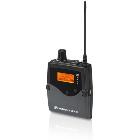 Sennheiser EK 2000 Wireless Audio Receiver Frequency G