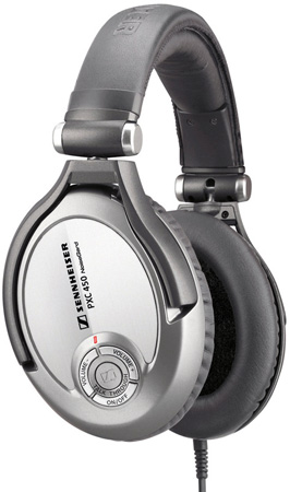 Sennheiser PXC 450 Premium Noise Cancelling Headphones with TalkThrough Feature