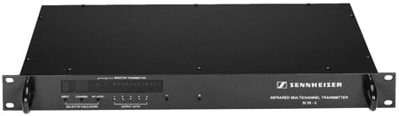 Sennheiser SI29-5/NT Five Channel Rack Mountable Narrowband IR Modulator