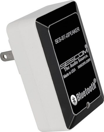 Sescom SES-BT-ISPEAKER Bluetooth Receiver