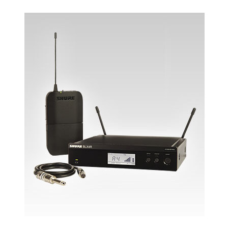 Shure BLX14R-H8 Bodypack Wireless System - H8 518-542 MHz