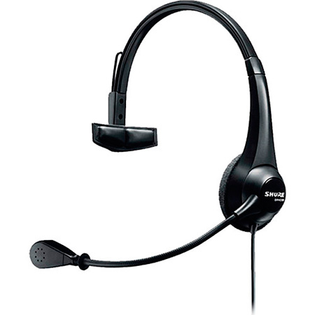 Shure BRH31M Lightweight Single-Sided Broadcast Headset