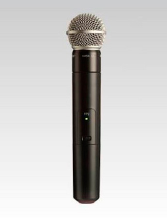 Shure FP2/VP68 Handheld Wireless Microphone Transmitter with VP68 - J3 572-596 MHz