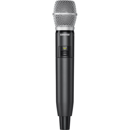 Shure GLXD2/SM86 Handheld Wireless Transmitter with SM86