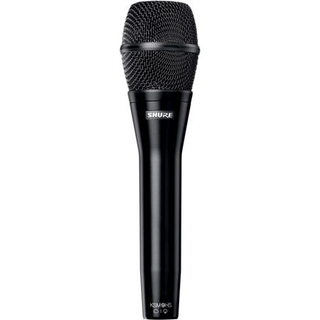 Shure KSM9HS Handheld Vocal Studio Condenser Microphone