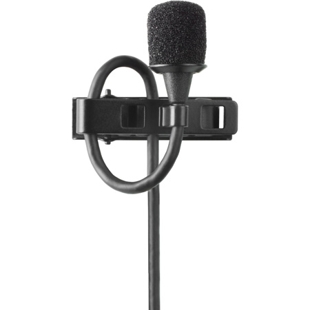 Shure MX150B/O-XLR Omnidirectional 5 mm Subminiature Lavalier Microphone XLR