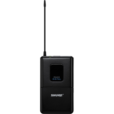 Shure PGXD1-X8 Digital Wireless Bodypack Transmitter - (902-928MHz)