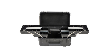 SKB 3i-2011-7B-TR i Series 2011-7 Waterproof Tackle/Tool Box with Trays