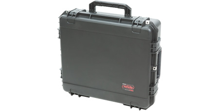 SKB 3I-2421-7BC iSeries Waterproof Case with Cubed Foam (24 x 21 x 7 Inches)