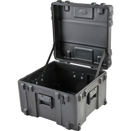 SKB 3R2423-17B-EW Roto-Molded Mil-Standard Utility Case Empty Int With Wheels