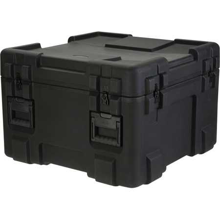 SKB 3R2727-18B-L Roto-Molded Mil-Standard Utility Case - Layered Foam Interior