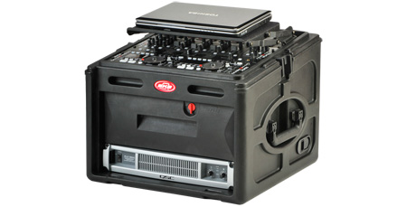 SKB 1SKB-R106 Computer Based Audio / Video Control and Presentation Case